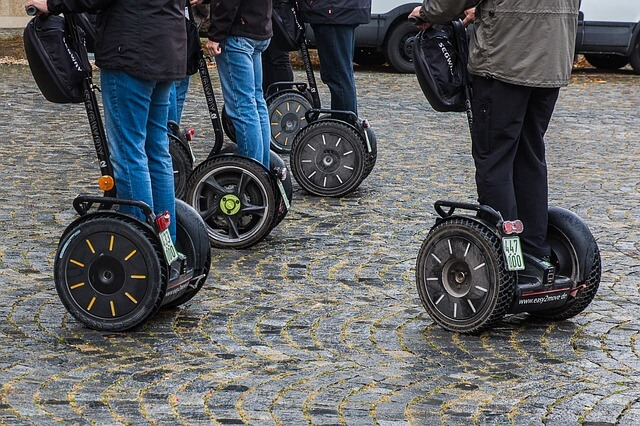 ToursTour in Segway a Firenze